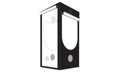 Our three most popular grow tents in black  sc 1 st  HOMEbox & HOMEbox Evolution: grow tent for indoor gardening